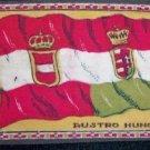 Tobacco Flag, Austro Hungary