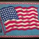 Tobacco Flag, America, Large