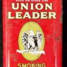 Union Leader Tobacco Tin -  P. Lorillard Company