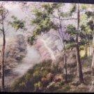 Lorna Doone Country, England - Unused Postcard