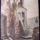 Look-out Cottage, Clovelly, England unused Postcard