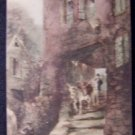 Clovelly Temple Bar, Worth Series Postcard- Unused