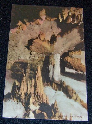 Endless Caverns, VA.  Unused Postcard