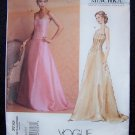 Vogue Sewing Pattern 2732 Designer Badgley  Mischka