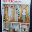 Simplicity Show House Windows 0736 Sewing Pattern