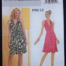 Butterick B5352  Muse Easy Sewing Pattern Misses Dress