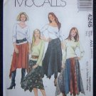 McCall's 4245 Misses/Miss Petite Shirts Sewing Patterns