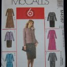 McCall's M4587  6 looks 1  Sewing Pattern
