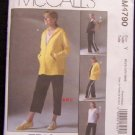 McCalls' M4790 Sewing Pattern Misses Maternity Jacket, Tops & Pants