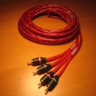 Monster car audio interlink cable 10ft