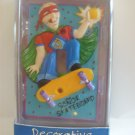 Senor skateboard decorative switchplate