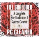 File Shredder PC Cleaner by Cosmi