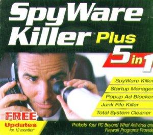 SpyWare Killer PLUS 5 in 1
