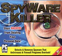 SpyWare Killer Deluxe Stops Hackers