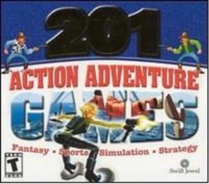201 Action Adventure by Swift Jewel
