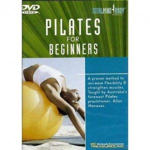 PILATES for BEGINNERS (DVD)