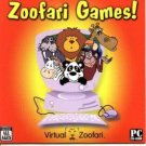 Zoofari Games (CD-ROM)