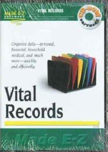 Vital Records v 6.0 (CD-ROM)