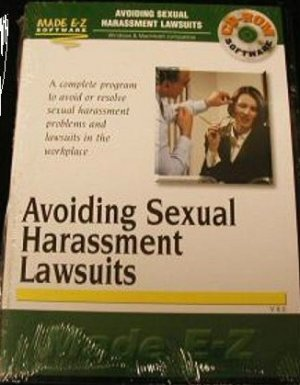 Avoiding Sexual Harassment Lawsuits (CD-ROM)