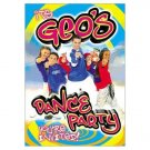 Geo's Dance Party you're invited (DVD)
