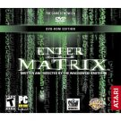 Enter The Matrix Atari (DVD-ROM)