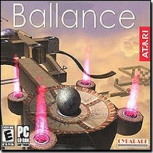 Ballance by Atari (CD-ROM)