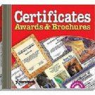Certificates Awards & Brochures (CD-ROM)