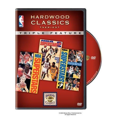 Hardwood Classics Series Triple Feature Superstars 1,2,3 DVD