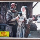 CI27 Robin & Marian AUDREY HEPBURN and SEAN CONNERY Lobby Card