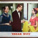 CR16 Dream Wife CARY GRANT & DEBORAH KERR  Original 1953 Lobby Card