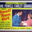 CR44 Small Town Girl JANE POWELL & FARLEY GRANGER  Lobby Card