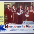 BE35 Masquerade In Mexico DOROTHY LAMOUR 1946 Lobby Card