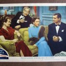 BM24 HUCKSTERS Clark Gable and Deborah Kerr 1947 Lobby Card