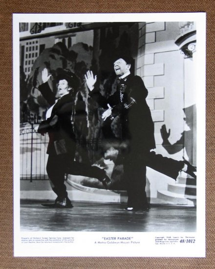 BP03 Easter Parade JUDY GARLAND and FRED ASTAIRE Studio Still