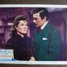 BT45 That Forsyte Woman GREER GARSON and JANET LEIGH Lobby Card