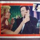 BZ26 Man With Golden Arm FRANK SINATRA and KIM NOVAK Original 1956 Lobby Card