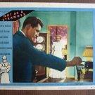 BZ33 Not As A Stranger ROBERT Mitchum 1955 Lobby Card