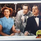 BD42 Song of Thin Man WM POWELL and MYRNA LOY 1947 Lobby Card