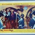 NAKED MAJA Ava Gardner orig 1959 lobby card