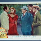 TAKE ME OUT THE BALL GAME Gene Kelly '49 lobby card