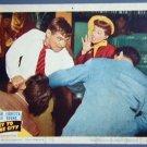 KEY TO THE CITY Gable/Loretta Young original '50 lobby card