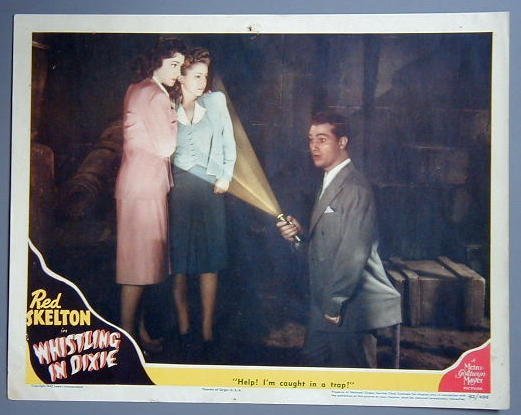 YOUNG AND WILLING William Holden/Susan Hayward  '42 Lobby Card