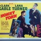 AP23A HONKY TONK Clark Gable/Lana Turner GREAT R55 TC