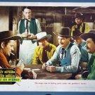 AZ39 Sea of Grass ROBERT WALKER/Hepburn orig Lobby Card