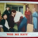 AJ27 KISS ME KATE Ann Miller/Howard Keel original  '53 lobby card
