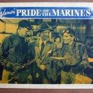 DK42 Pride Of The Marines JOHN GARFIELD '45 org MINT LC