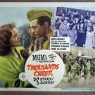 DS42 Thousands Cheer GENE KELLY '45 Portrait Lobby Card