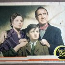 DT23 Lassie Come Home RODDY McDOWALL 1943 Lobby Card