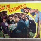 DW36 Show Business EDDIE CANTOR/GEORG MURPHY Lobby Card