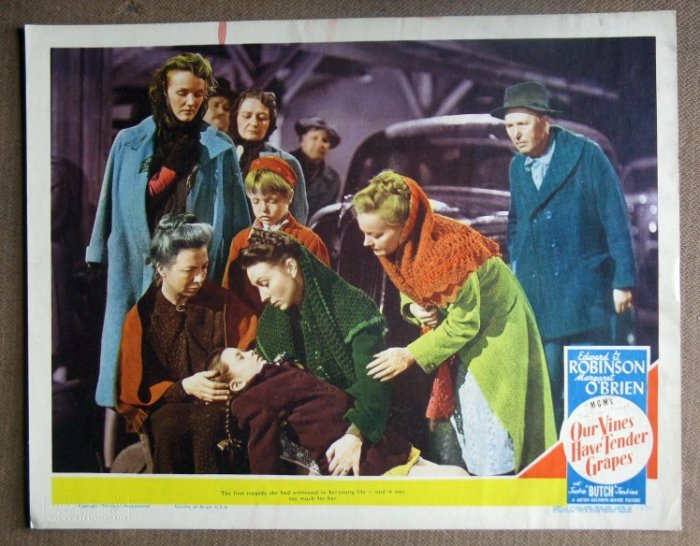 DO42 Our Vines Have Grapes MARGARET O'BRIEN Lobby Card